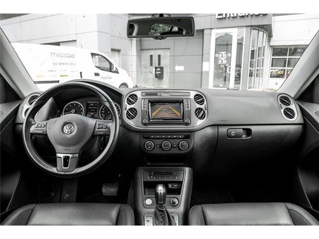2016 Volkswagen Tiguan Comfortline (Stk: 19-407A) in Richmond Hill - Image 18 of 19