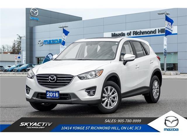2016 Mazda CX-5 GS (Stk: 19-499A) in Richmond Hill - Image 1 of 20