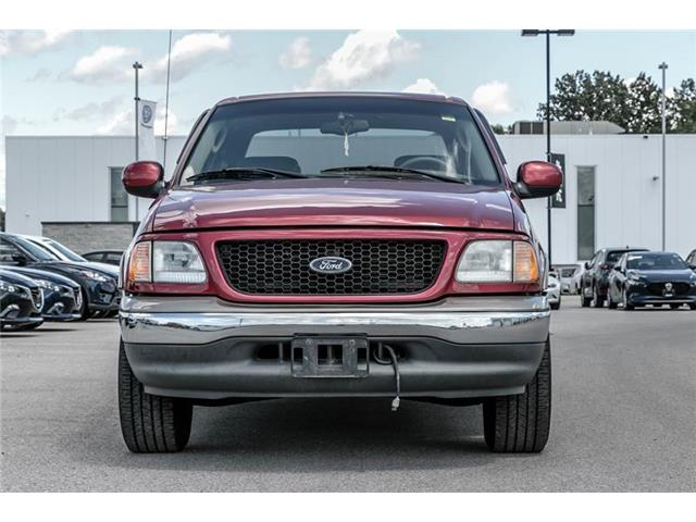 2002 Ford F-150 SuperCrew  (Stk: LM9236B) in London - Image 2 of 10