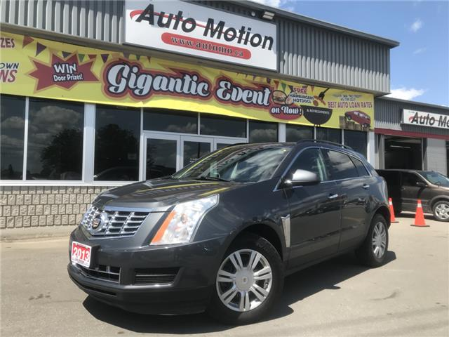 2013 Cadillac SRX Base (Stk: 19866) in Chatham - Image 1 of 21