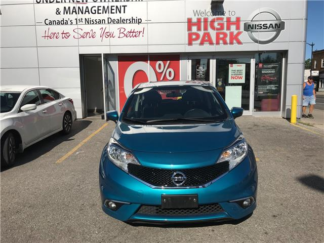 2016 Nissan Versa Note 1.6 S (Stk: B16161) in Toronto - Image 8 of 19