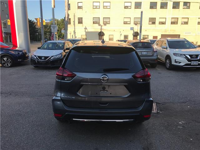 2018 Nissan Rogue S (Stk: U1525) in Toronto - Image 4 of 21