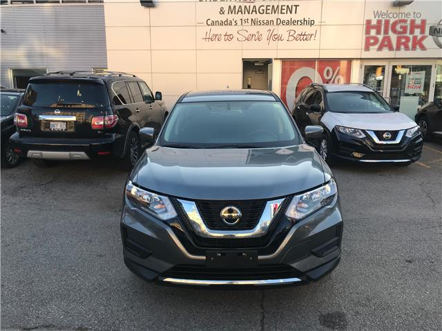 2018 Nissan Rogue S (Stk: U1525) in Toronto - Image 8 of 21