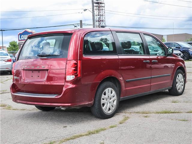 2015 Dodge Grand Caravan SE/SXT (Stk: U06618) in Toronto - Image 5 of 20