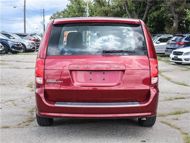 2015 Dodge Grand Caravan SE/SXT (Stk: U06618) in Toronto - Image 6 of 20