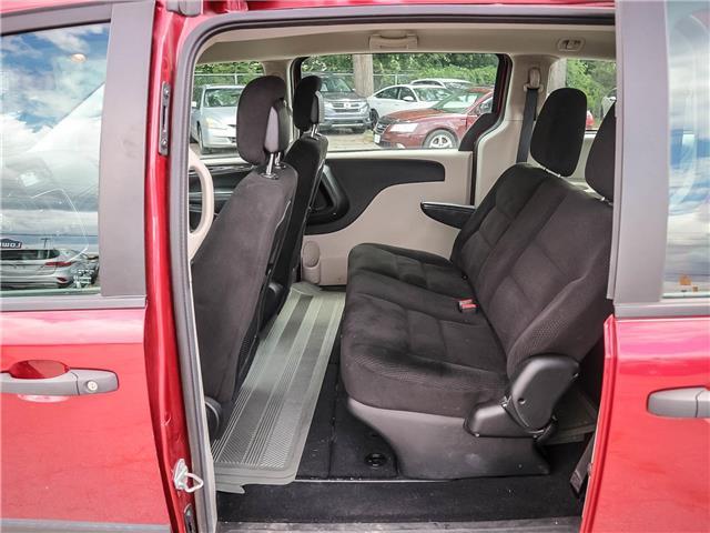 2015 Dodge Grand Caravan SE/SXT (Stk: U06618) in Toronto - Image 12 of 20