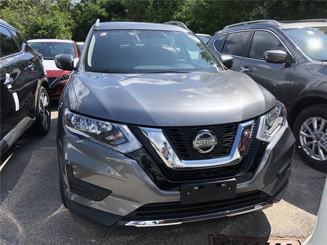 2020 Nissan Rogue S (Stk: RY20R015) in Richmond Hill - Image 1 of 5