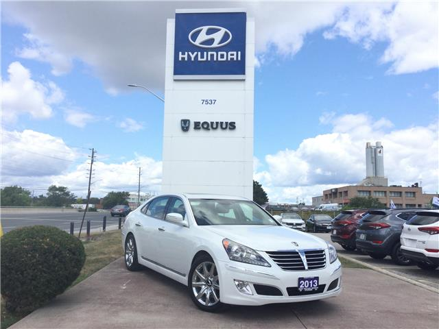 2013 Hyundai Equus Signature (Stk: 7913H) in Markham - Image 1 of 24