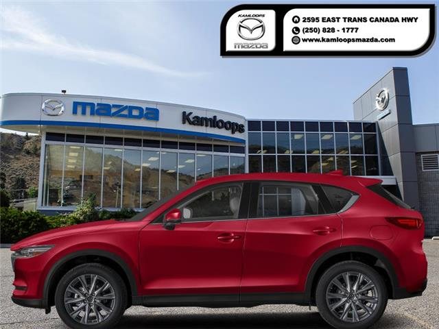2019 Mazda CX-5 GT w/Turbo Auto AWD (Stk: YK133) in Kamloops - Image 1 of 1