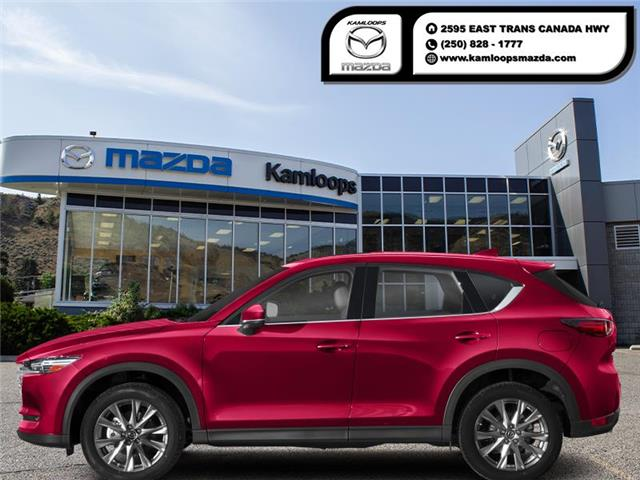 2019 Mazda CX-5 Signature Auto AWD (Stk: YK184) in Kamloops - Image 1 of 1