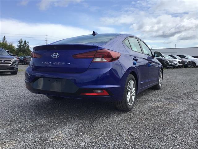 2020 Hyundai Elantra Preferred w/Sun & Safety Package (Stk: R05057) in Ottawa - Image 5 of 10
