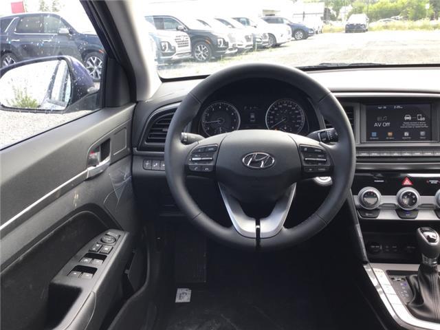 2020 Hyundai Elantra Preferred w/Sun & Safety Package (Stk: R05057) in Ottawa - Image 8 of 10