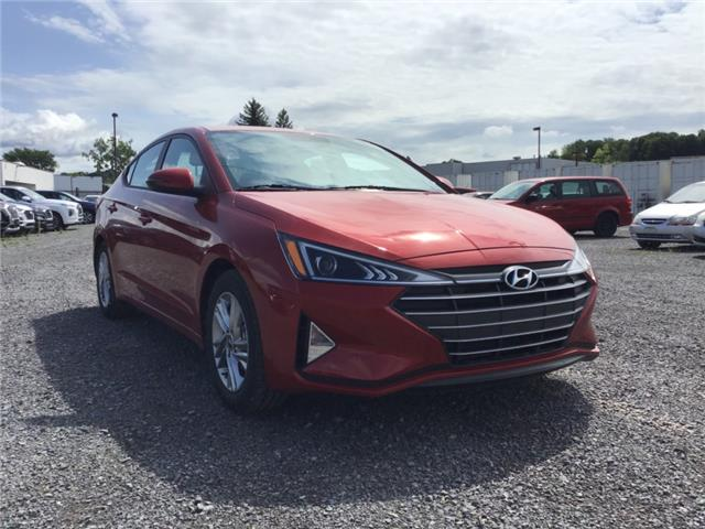 2020 Hyundai Elantra Preferred (Stk: R05210) in Ottawa - Image 1 of 10