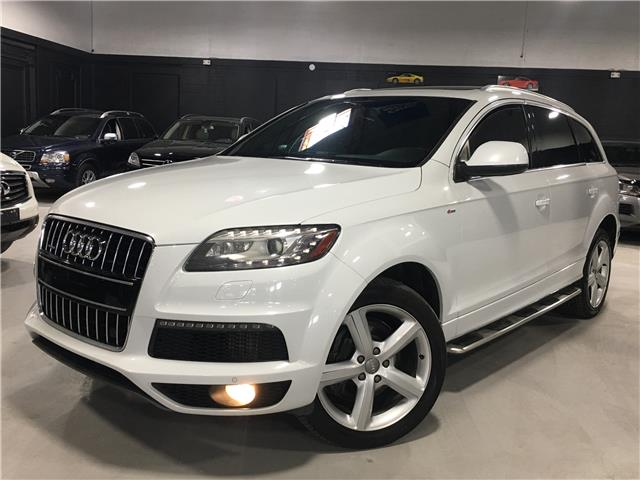 2012 Audi Q7 3.0 TDI Premium Plus (Stk: 5634) in North York - Image 1 of 26