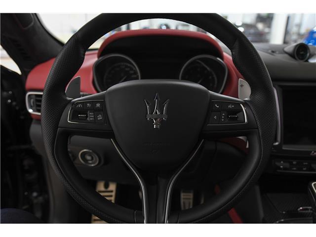 2019 Maserati Levante S GranSport (Stk: 950MC) in Calgary - Image 13 of 23