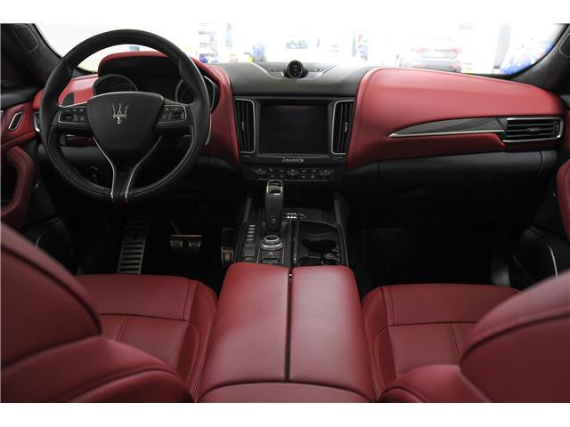 2019 Maserati Levante S GranSport (Stk: 950MC) in Calgary - Image 11 of 23