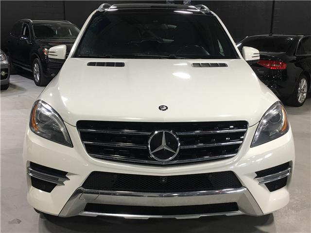 2015 Mercedes-Benz M-Class  (Stk: 5626) in North York - Image 2 of 30