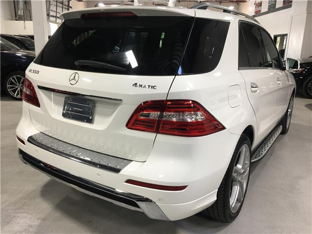 2015 Mercedes-Benz M-Class  (Stk: 5626) in North York - Image 5 of 30