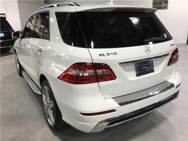 2015 Mercedes-Benz M-Class  (Stk: 5626) in North York - Image 7 of 30