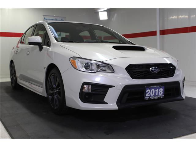 2018 Subaru WRX Base at $30800 for sale in Markham - Don