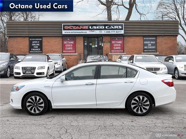 2014 Honda Accord Hybrid Touring (Stk: ) in Scarborough - Image 3 of 25