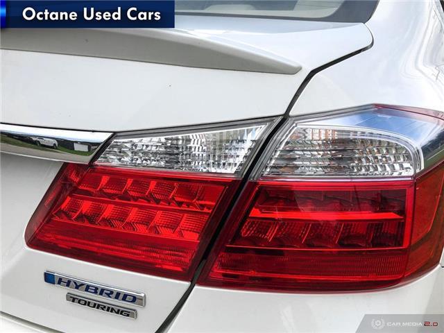 2014 Honda Accord Hybrid Touring (Stk: ) in Scarborough - Image 11 of 25