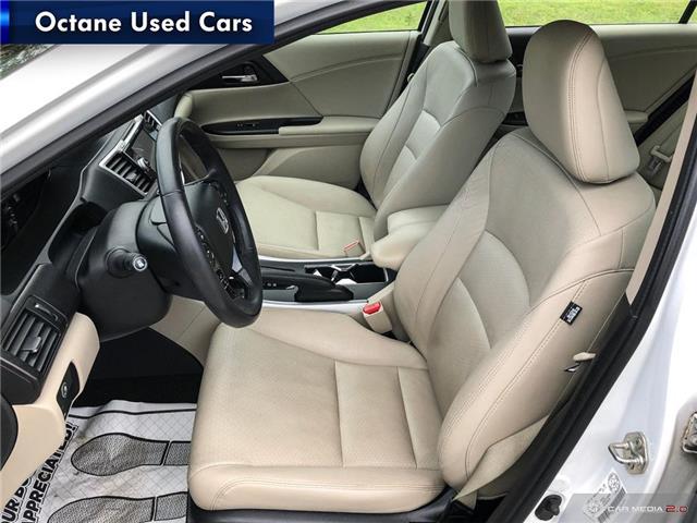 2014 Honda Accord Hybrid Touring (Stk: ) in Scarborough - Image 13 of 25