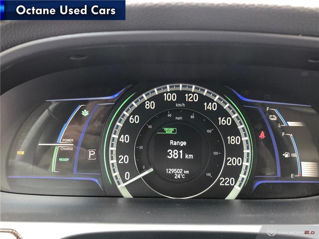 2014 Honda Accord Hybrid Touring (Stk: ) in Scarborough - Image 15 of 25