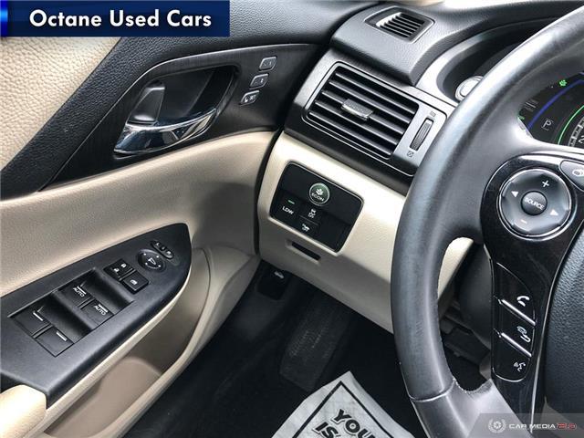 2014 Honda Accord Hybrid Touring (Stk: ) in Scarborough - Image 17 of 25
