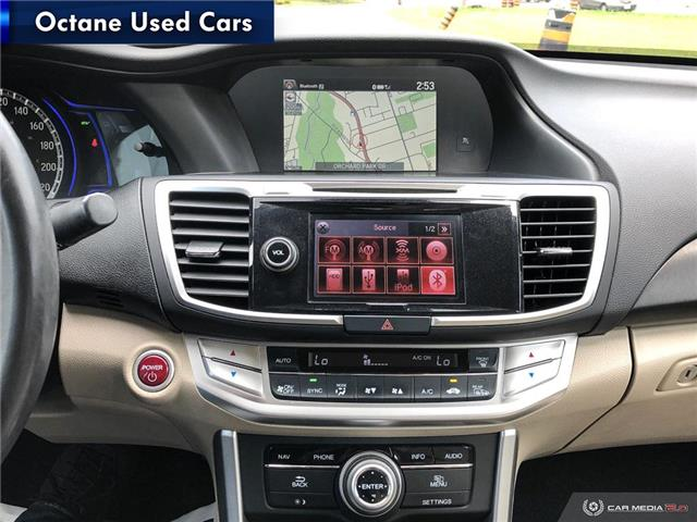 2014 Honda Accord Hybrid Touring (Stk: ) in Scarborough - Image 19 of 25