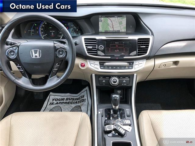 2014 Honda Accord Hybrid Touring (Stk: ) in Scarborough - Image 24 of 25