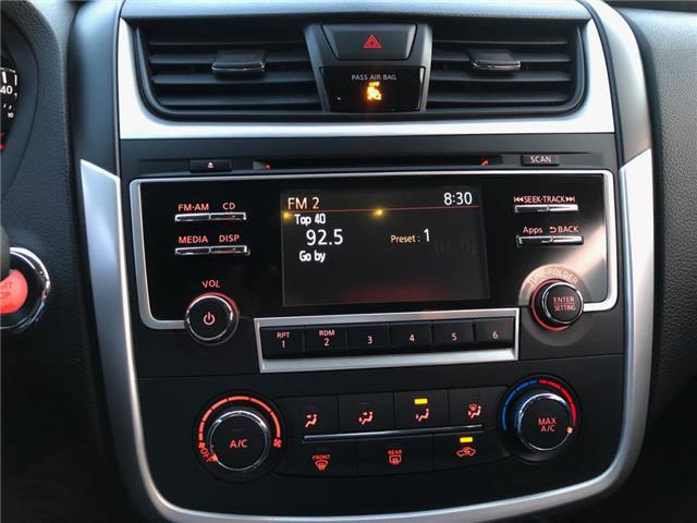 2016 Nissan Altima 2.5 S (Stk: ) in Concord - Image 15 of 17