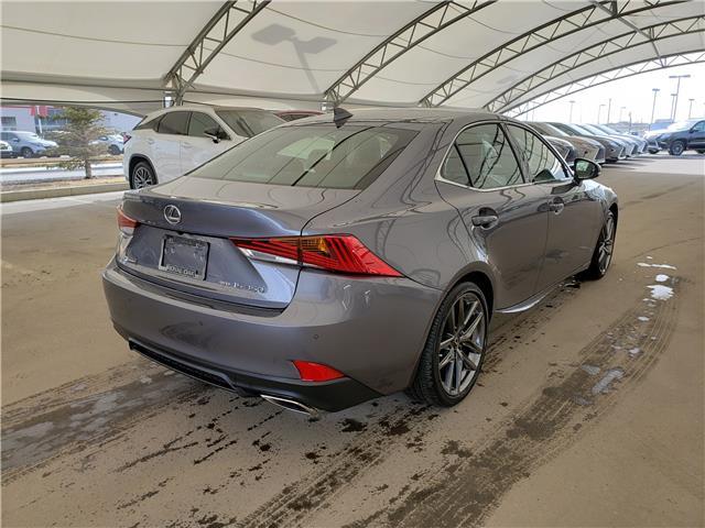 2019 Lexus IS 350 Base (Stk: L19560) in Calgary - Image 4 of 5
