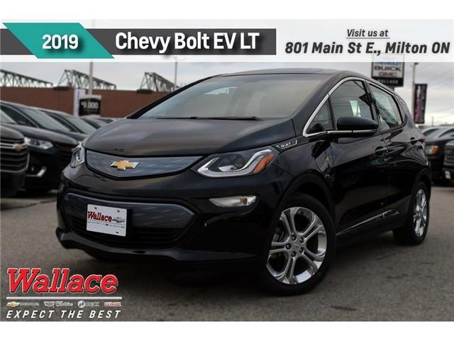 2019 Chevrolet Bolt EV LT (Stk: 110650) in Milton - Image 1 of 15