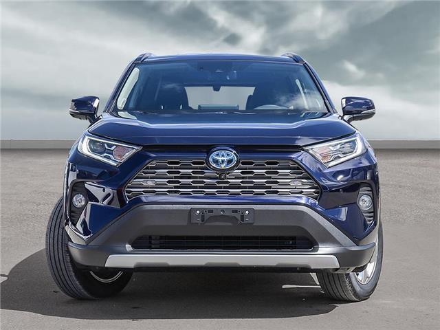 2019 Toyota RAV4 Hybrid Limited (Stk: 9RH861) in Georgetown - Image 2 of 10