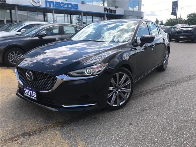 2018 Mazda MAZDA6 Signature (Stk: 18-789) in Woodbridge - Image 1 of 23