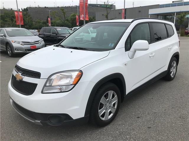 2012 Chevrolet Orlando  (Stk: P620422) in Saint John - Image 1 of 27