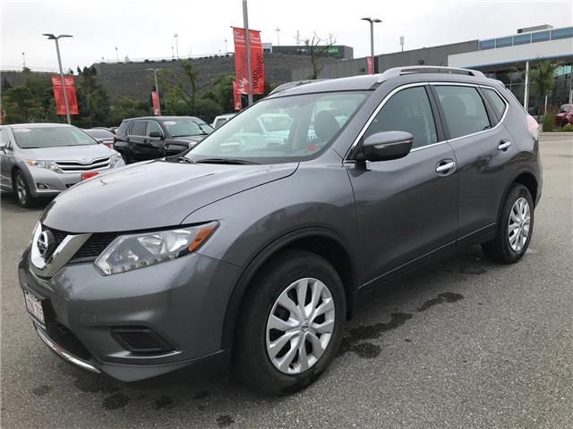 2015 Nissan Rogue S (Stk: P758863) in Saint John - Image 1 of 10