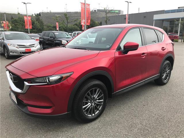 2017 Mazda CX-5 GS (Stk: P100578) in Saint John - Image 1 of 7