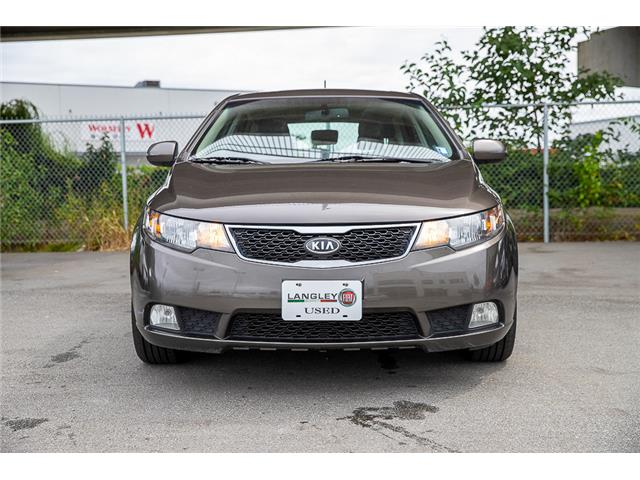 2012 Kia Forte5 2.4L SX Luxury (Stk: K774471B) in Surrey - Image 2 of 25