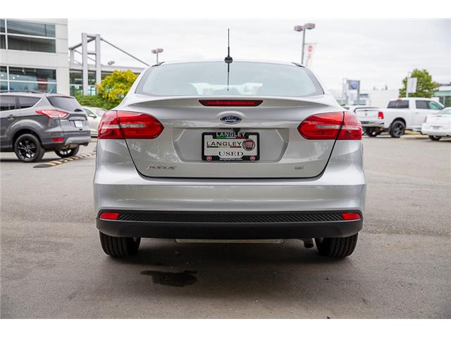 2017 Ford Focus SE (Stk: LF0393) in Surrey - Image 4 of 21