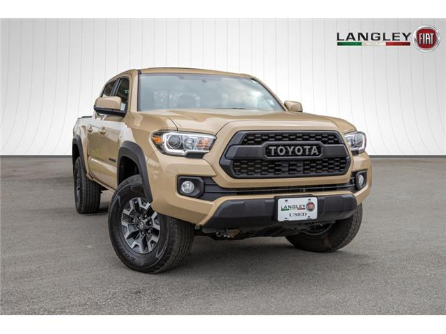 2017 Toyota Tacoma TRD OFFROAD (Stk: LF1560A) in Surrey - Image 1 of 25