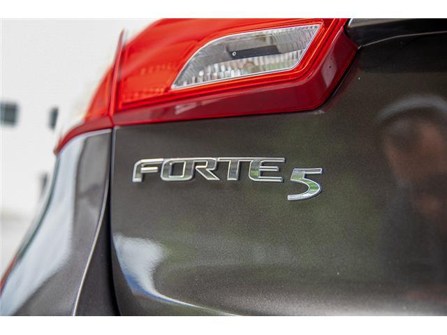 2012 Kia Forte5 2.4L SX Luxury (Stk: K774471B) in Surrey - Image 6 of 25