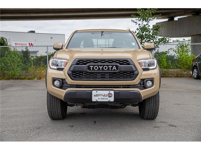 2017 Toyota Tacoma TRD OFFROAD (Stk: LF1560A) in Surrey - Image 2 of 25