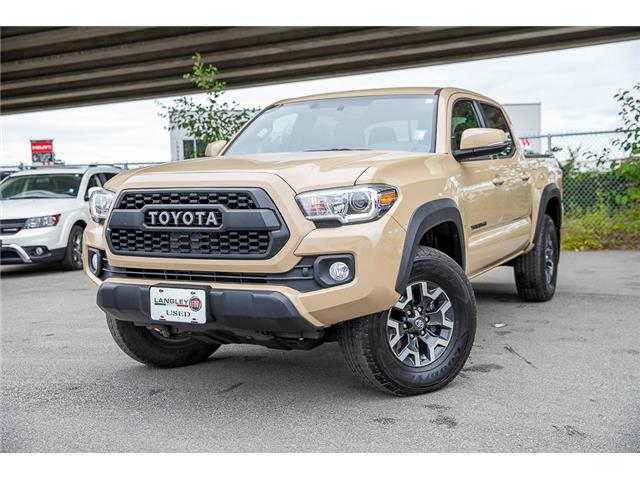 2017 Toyota Tacoma TRD OFFROAD (Stk: LF1560A) in Surrey - Image 3 of 25