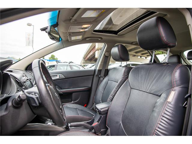 2012 Kia Forte5 2.4L SX Luxury (Stk: K774471B) in Surrey - Image 8 of 25