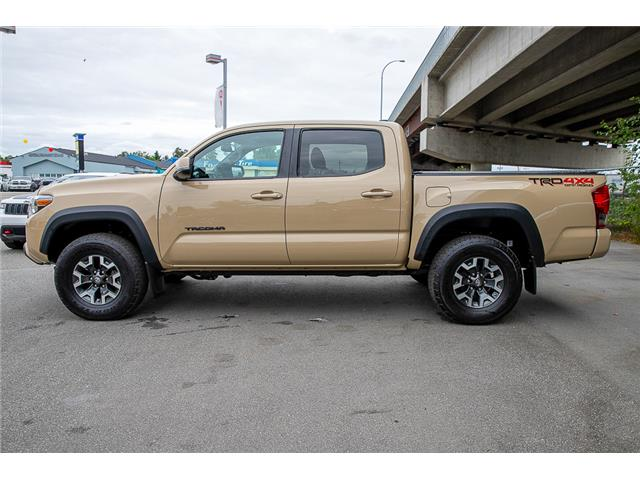 2017 Toyota Tacoma TRD OFFROAD (Stk: LF1560A) in Surrey - Image 4 of 25