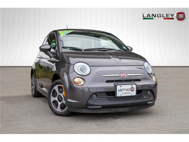 2016 Fiat 500e  (Stk: LF3629) in Surrey - Image 1 of 18