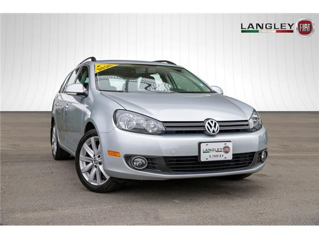 2013 Volkswagen Golf 2.0 TDI Highline (Stk: LF5142) in Surrey - Image 1 of 25