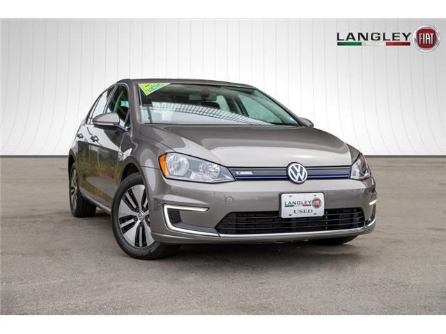 2016 Volkswagen e-Golf SE (Stk: LF5523) in Surrey - Image 1 of 23